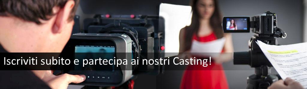 casting provini attori attrici film spot tv